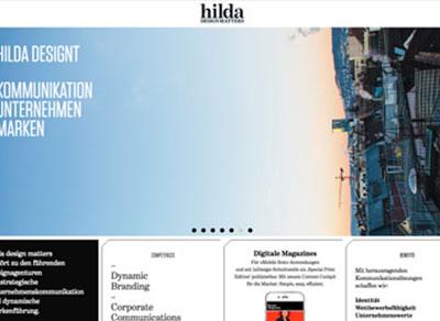 hilda design matters