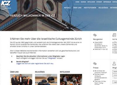 ICZ Israelitische Cultusgemeinde Zürich