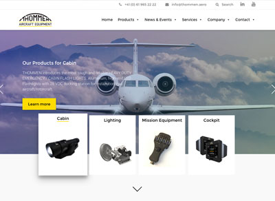 Thommen Aircraft Equipment AG